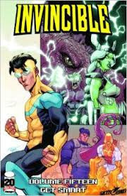 INVINCIBLE - Get Smart Vol.15