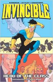 INVINCIBLE - Head of the Class Vol. 4