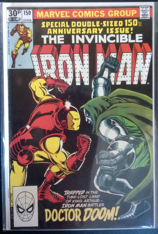 The Invincible Ironman #150