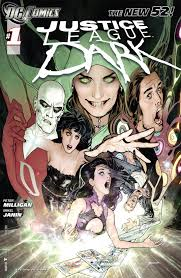JUSTICE LEAGUE DARK - In the Dark Vol.1