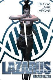 LAZARUS The first Collection(Hardback)