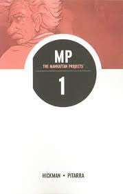 MANHATTAN PROJECTS - Science Bad, Vol.1