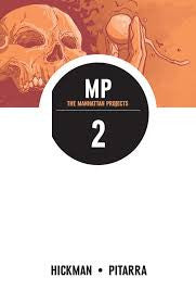 MANHATTAN PROJECTS - Science Bad, Vol.2