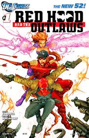 REDHOOD &THE OUTLAWS- Redemption Vol. 1