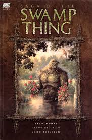 SAGA OF THE SWAMP THING, Vol.1