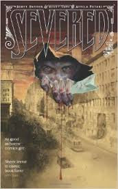 SEVERED - Hardcover