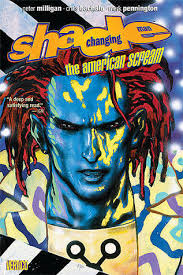 SHADE THE CHANGING MAN - American Scream Vol.1