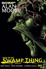 Saga of the Swamp Thing - Book 6