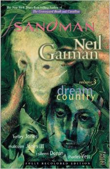 THE SANDMAN Vol. 3 Dream Country