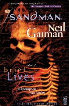 THE SANDMAN Vol. 7 Brief Lives
