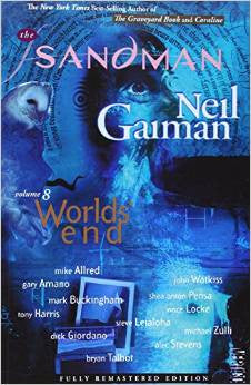 THE SANDMAN Vol. 8 World's End