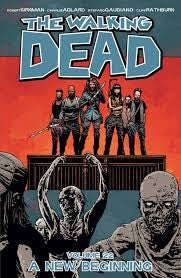 THE WALKING DEAD - A New Beginning, Vol. 22