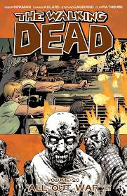 THE WALKING DEAD - All Out War, Vol. 20