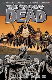 THE WALKING DEAD - All Out War 2, Vol. 21