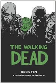 THE WALKING DEAD - Hardcover Book 10