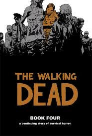 THE WALKING DEAD - Hardcover Book 4