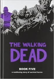 THE WALKING DEAD - Hardcover Book 5