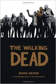 THE WALKING DEAD - Hardcover Book 7