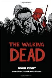 THE WALKING DEAD - Hardcover Book 8