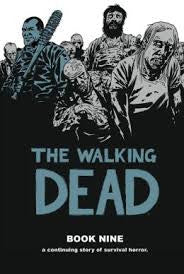 THE WALKING DEAD - Hardcover Book 9