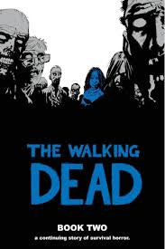 THE WALKING DEAD - Hardcover, Book 2