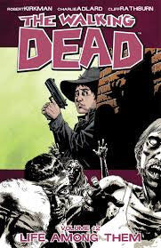THE WALKING DEAD - Life Among Them, Vol.12