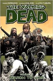 THE WALKING DEAD - March to War, Vol.19