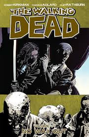 THE WALKING DEAD - No Way Out, Vol.14