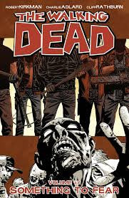 THE WALKING DEAD - Something to Fear, Vol. 17