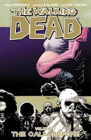THE WALKING DEAD - The Calm Before, Vol.7