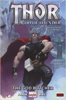 THOR, GOD of THUNDER - God Butcher, Vol. 1