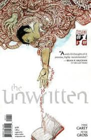The UNWRITTEN - Tommy Taylor and the Bogus Identity, Vol.1
