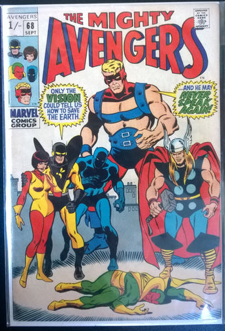 The Mighty Avengers # 9