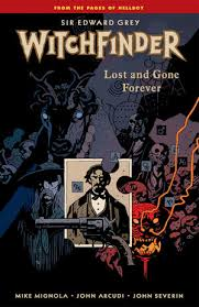 WITCHFINDER - Lost and Gone Forever Vol. 2