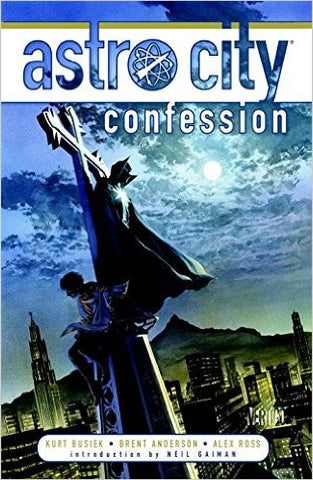 ASTRO CITY CONFESSION HC NEW ED