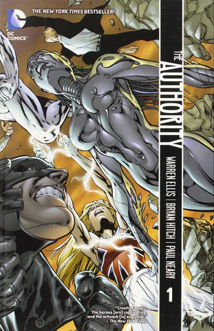 AUTHORITY TP VOL 01