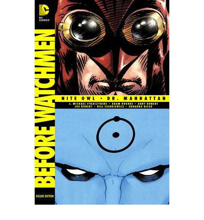 Before WATCHMEN - Nite Owl/Dr. Manhattan