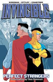 INVINCIBLE - Perfect Strangers, Vol. 3