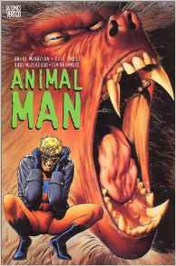 ANIMAL MAN TP VOL 01