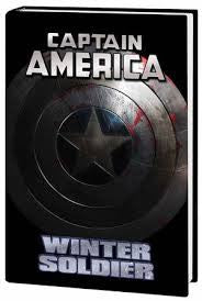 Captain America- Winter Soldier Hardback