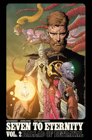 Seven to Eternity Vol 2