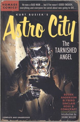 ASTRO CITY TARNISHED ANGEL TP