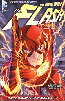 THE FLASH Vol. 1 Move Forward