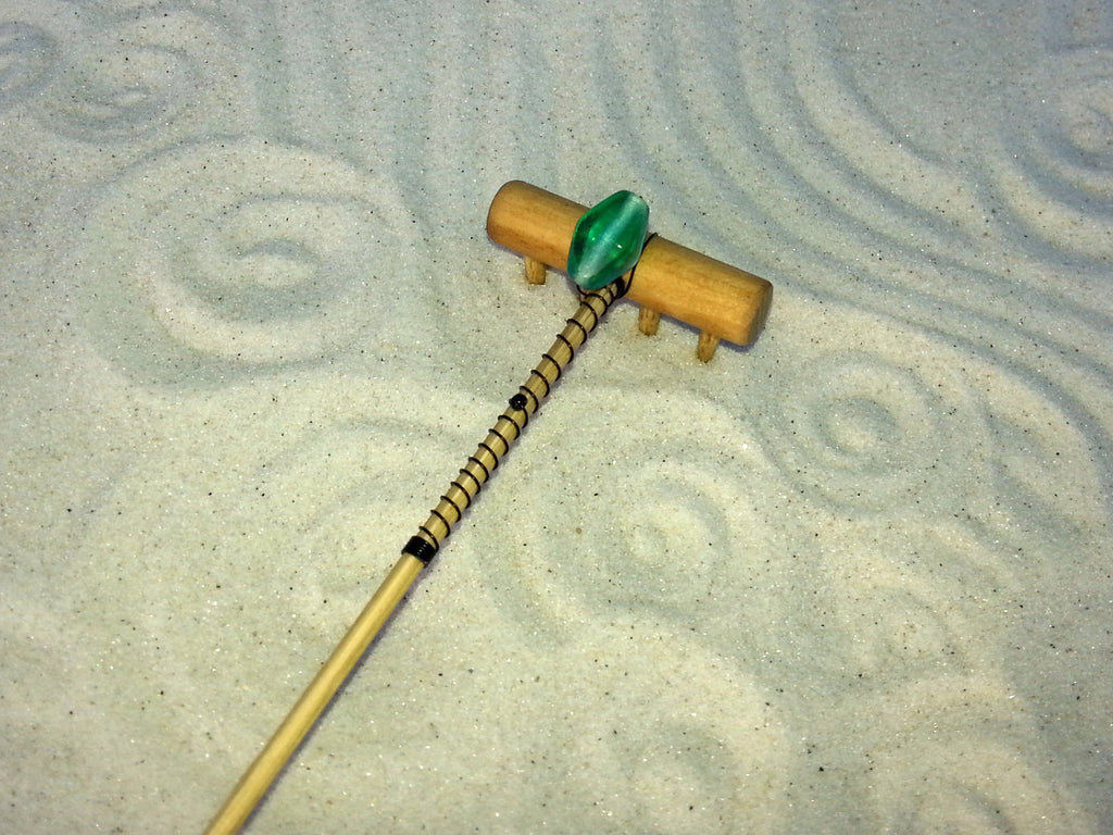 Mini Zen Garden Rake - Sea Glass
