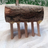 Tabletop Zen Garden Rake - From the Forest Floor V