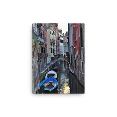 Venice Canal Canvas Photo - Susanne Ferrante - 2