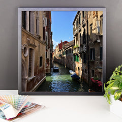 Venice Canal Framed Poster Photo - Susanne Ferrante - 10