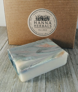 Island Breeze Soap - Hanna Herbals