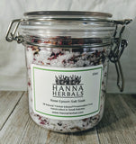 Rose and Epsom Bath Salts - Hanna Herbals