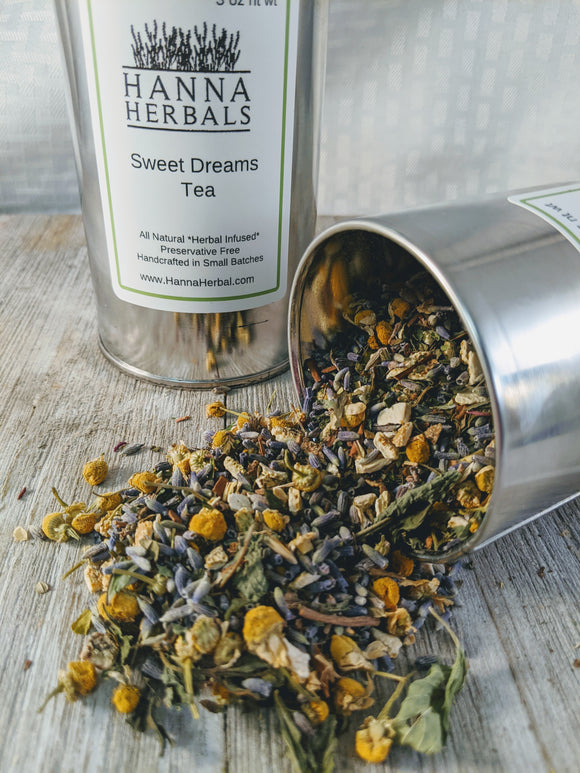 Sweet Dreams Tea - Hanna Herbals